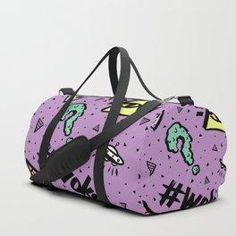 Conspiracy Duffle Bag