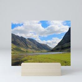Scottish Country Mini Art Print