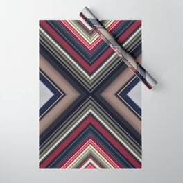 Mechanical Monkey Wrapping Paper