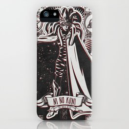Ni No Kuni. The White Witch. iPhone Case
