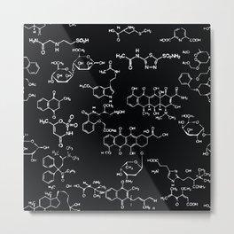 School chemical #9 Metal Print