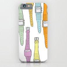 80s Digital Watches Slim Case iPhone 6s