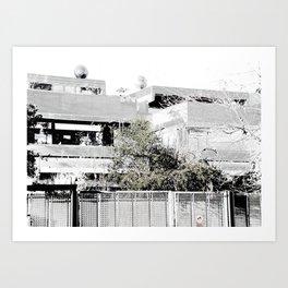 l.1. Art Print