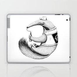 ant-eater Laptop & iPad Skin