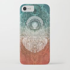 Watching Over You iPhone 7 Slim Case