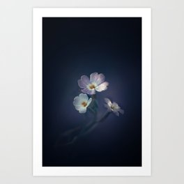 three poems Art Print