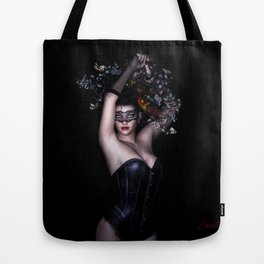 The flower Tote Bag