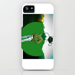 Peak, Plateau, Paradise a.k.a The Highway Man iPhone Case