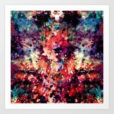 Sugoisounds - Neon Beats Art Print