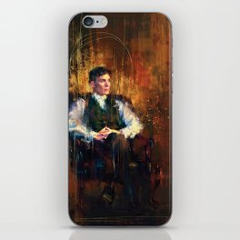 Thomas Shelby iPhone Skin