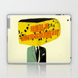 Hello Wisconsin Laptop & iPad Skin