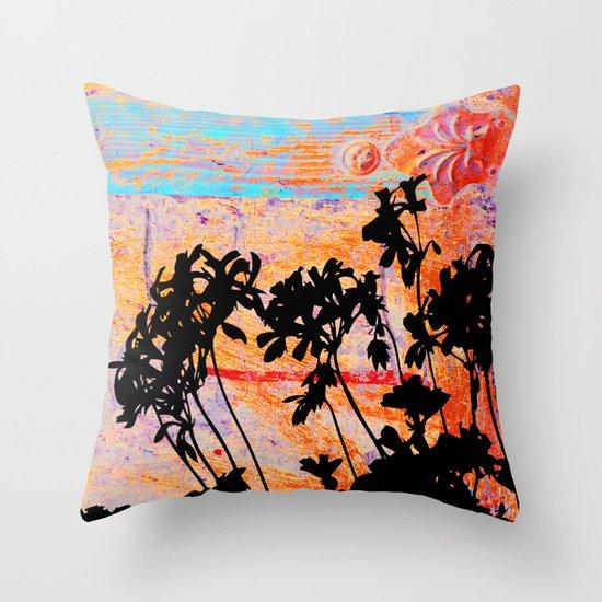 Lunn Series 1 of 4 Throw Pillow