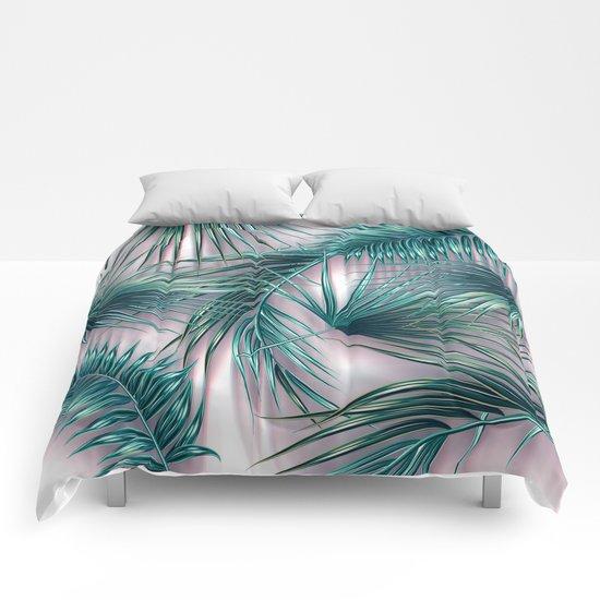 tropics vector  Comforters