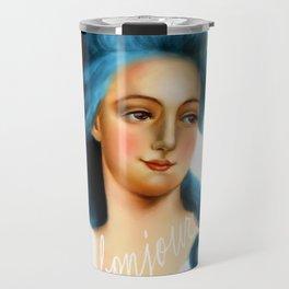 Bonjour Travel Mug