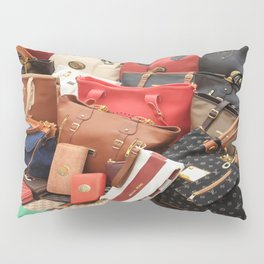 Women's Designer Handbags Pillow Sham