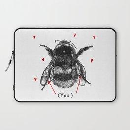 The Bee's Knees Laptop Sleeve