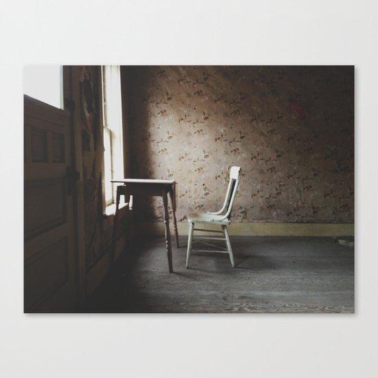 Inside Bannack Canvas Print