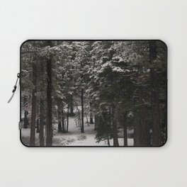 Carol Highsmith - Snow Covered Trees Laptop Sleeve