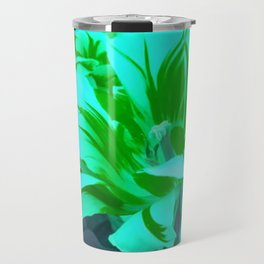 seafoam green tulips Travel Mug