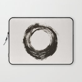 To live is enough Laptop Sleeve
