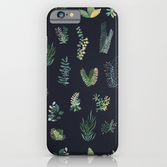 green garden at nigth iphone amp ipod case by
