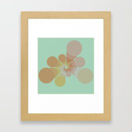 Focus Framed Art Print