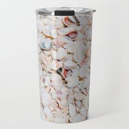Seashells of Sanibel Travel Mug