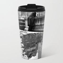 New York City Reflections Travel Mug
