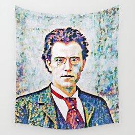 Gustav Mahler (1860 – 1911) Wall Tapestry