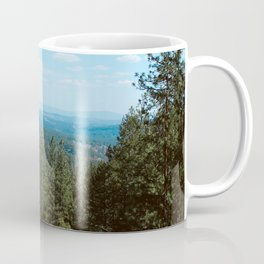 Above The Northwest Wild Coffee Mug