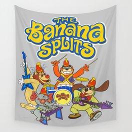 The Banana Splits Wall Tapestry