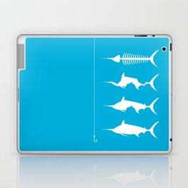 Oldman And The Sea Laptop & iPad Skin