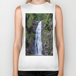 """Waimea Falls"" Biker Tank"