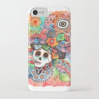 lee pace iPhone & iPod Cases featuring Social Pace by Adrienne S. Price