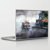 istanbul Laptop & iPad Skins featuring ISTANBUL by Baris erdem