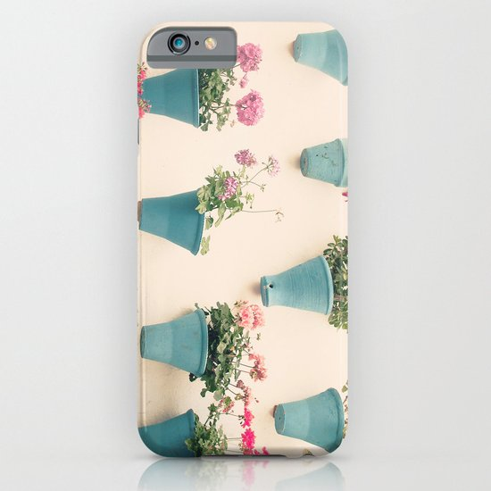 Flowerpots iPhone & iPod Case