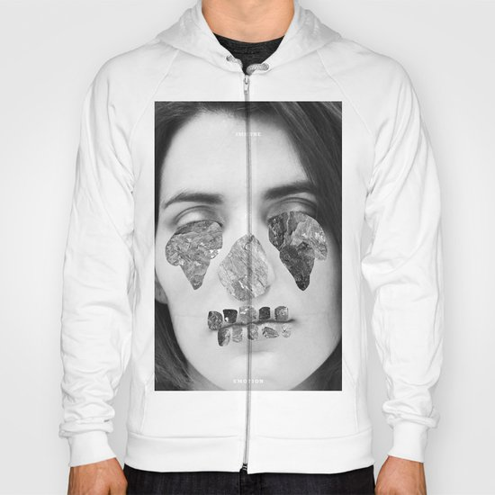 Immune To Emotion  Hoody