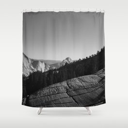 Olmsted Point, Yosemite National Park IV Shower Curtain
