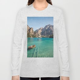 Mountain Adventures Long Sleeve T-shirt