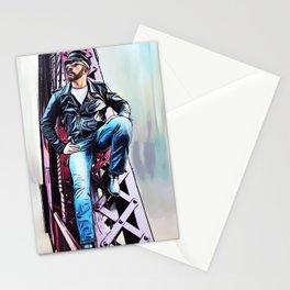 Cool Leather Stationery Cards