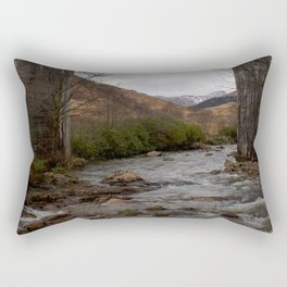 Glenfinnan 3 Rectangular Pillow
