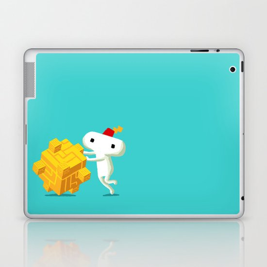 The Prince with a FEZ Laptop & iPad Skin