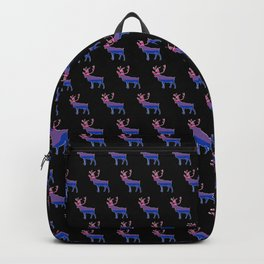 Bi Pride Caribou Backpack