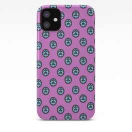 JoJo - Giorno Giovanna Pattern [Anime Ver.] iPhone Case