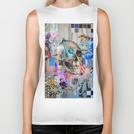 New York State of Mind Biker Tank