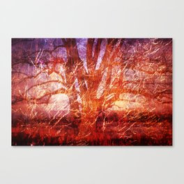 Nature Works Canvas Print