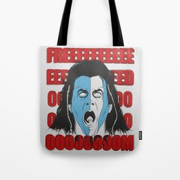 Braveheart: William Wallace Tote Bag