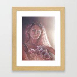Tainted Offering Framed Art Print