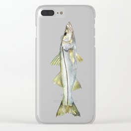 Snook Clear iPhone Case