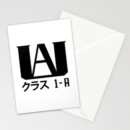 U.A. High (My Hero Academia) Stationery Cards